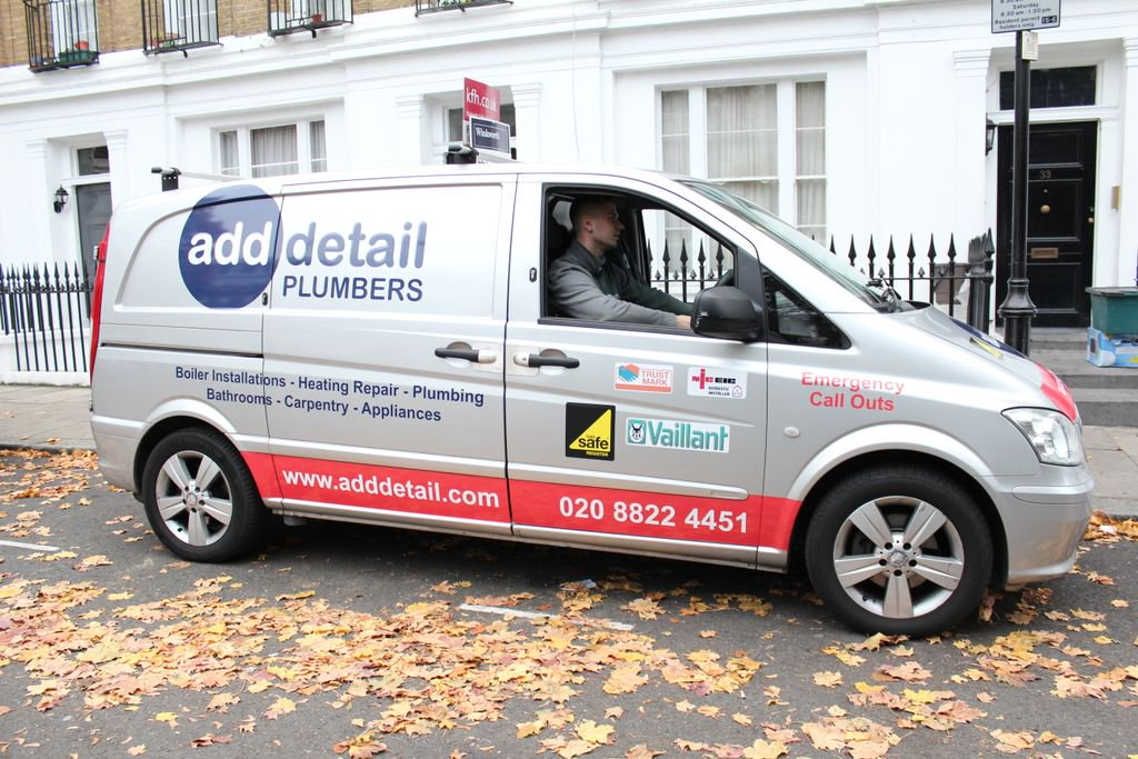 Add Detail Home Repairs Van