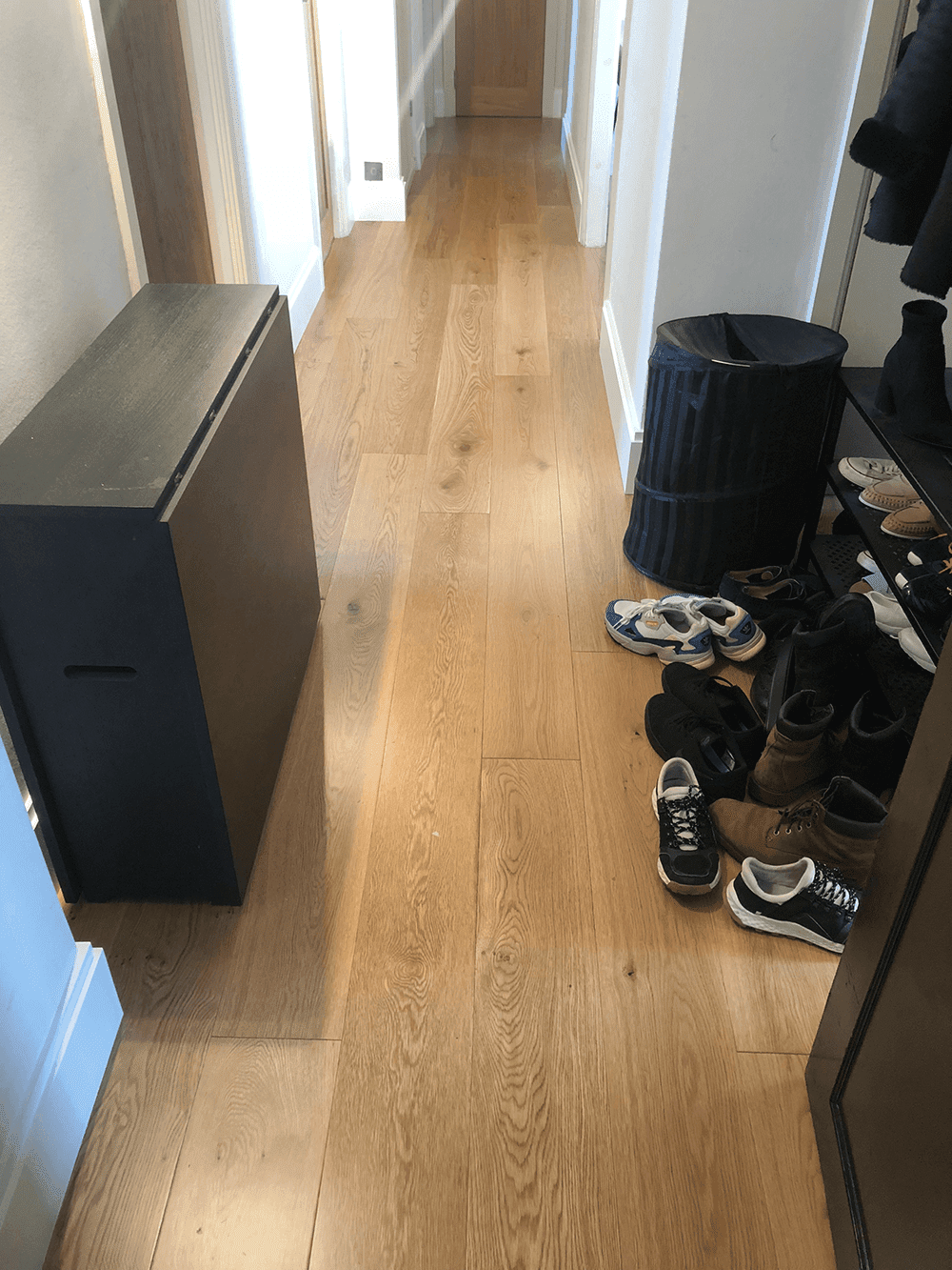 Completed Flooring Installation North West London
