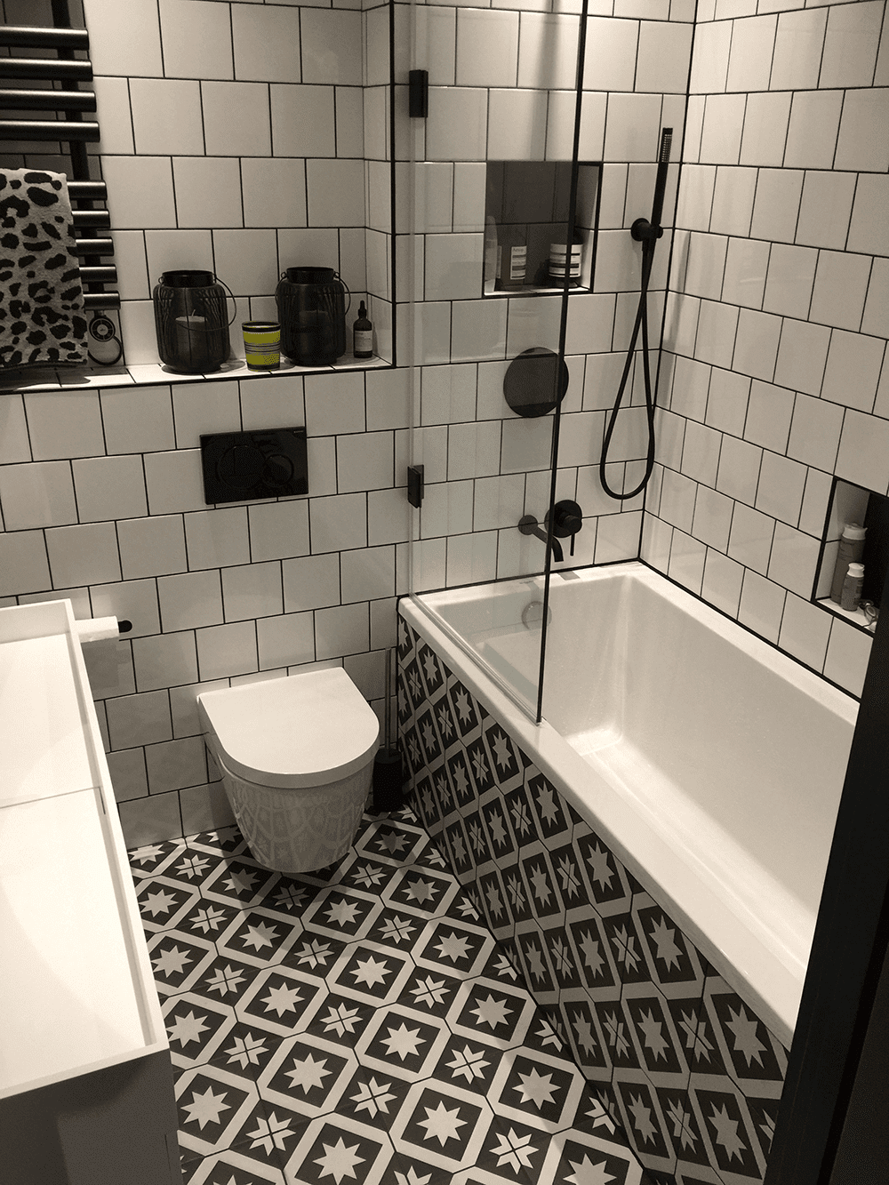 Medium Bathroom Refurbishment North London