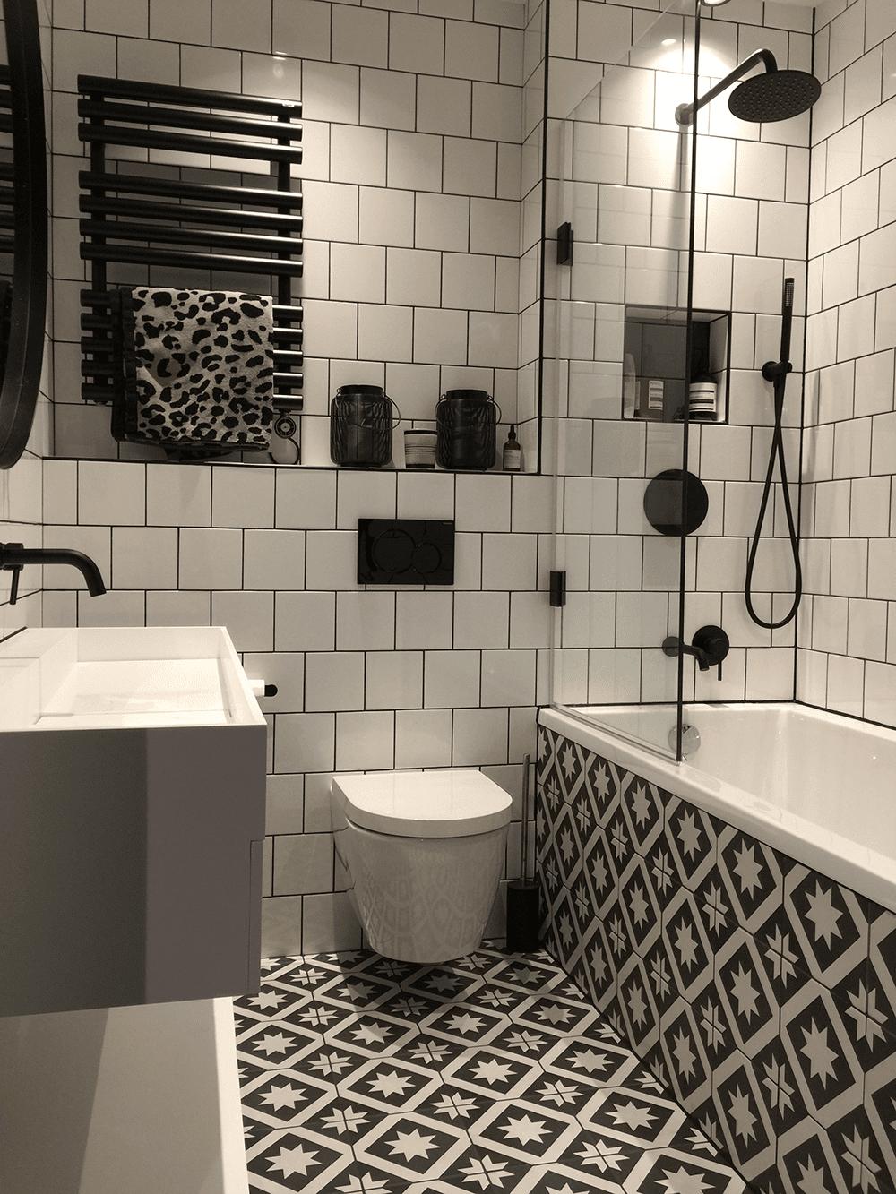 Tiled Bathroom Installation & Refurb