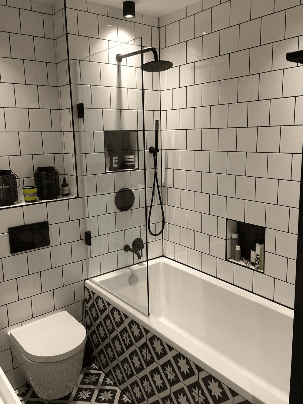 Shower Refurbishment