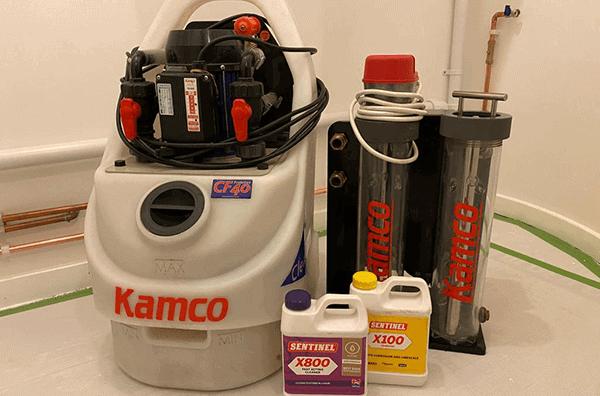 Power Flush Heating System Installation & Service