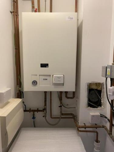 Danfoss HIU Replacement and Installation