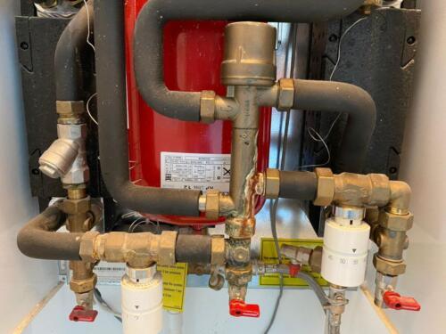 DAF HIU Repair - PM Regulator with Mini Valve replacement in Archway, North London - N19.