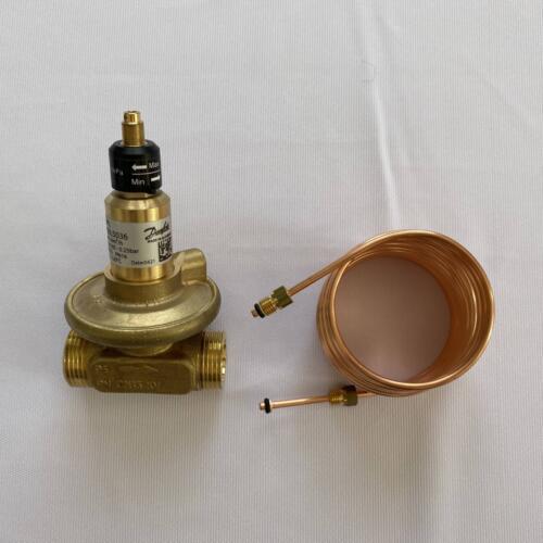 HIU Service and Repair Danfoss HIU Differential Pressure Control Valve Replacement